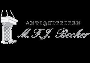 beckerantiek-logo-vierkant
